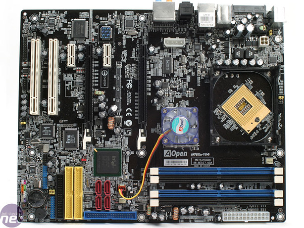 Intel's Core Duo meets the desktop AOpen's i975Xa-YDG