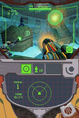 Metroid Prime: Hunters Metroid Prime