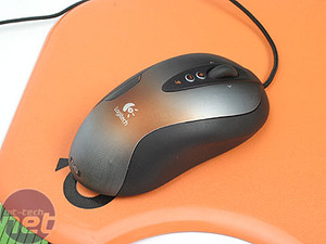 Of Mice and Mats Logitech G5