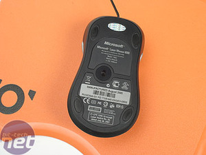 Of Mice and Mats Microsoft Laser Mouse 6000