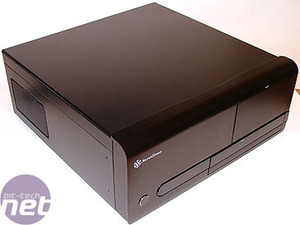 Silverstone Lascala LC20M HTPC case Overview