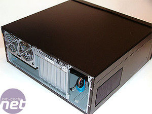 Silverstone Lascala LC20M HTPC case Externals
