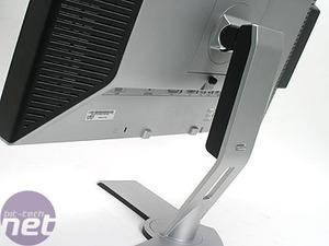 Dell Ultrasharp 2407WFP Design