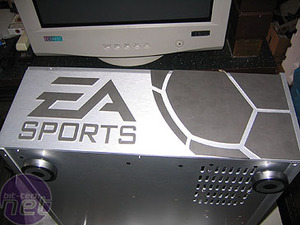 EA FIFA mod by Butterkneter Laser cut