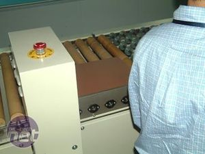 ECS Manufacturing in ShenZhen PCB: Routing & Drilling