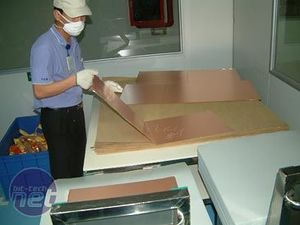ECS Manufacturing in ShenZhen PCB: Inner Layer & Lamination