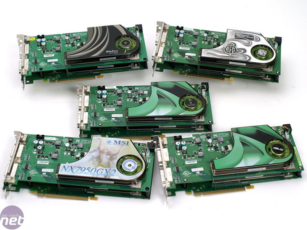 GeForce 7950 GX2 Retail Round-up Introduction