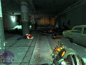 Liveblogging HL2: Episode One Crowbar baby!