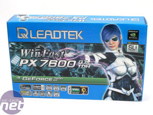 Leadtek WinFast PX7600 GT TDH Introduction