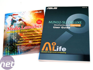 ASUS M2N32-SLI Deluxe WiFi Edition Introduction