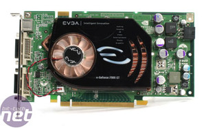 EVGA e-GeForce 7900 GT KO Superclock