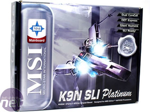 MSI K9N SLI Platinum Introduction
