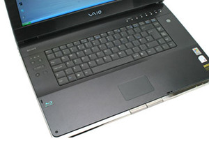 Sony VAIO VGN-AR11S Blu-ray notebook Content