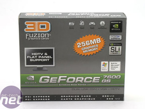 3D Fuzion GeForce 7600 GS