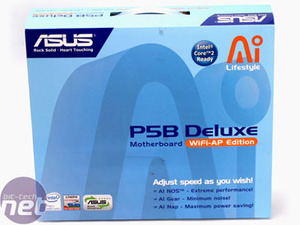 Asus P5B Deluxe WiFi-AP Edition Introduction