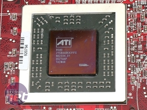 ATI Radeon X1950XTX Under the hood