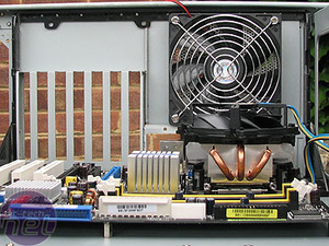 Conroe heatsink group test Akasa AK-960