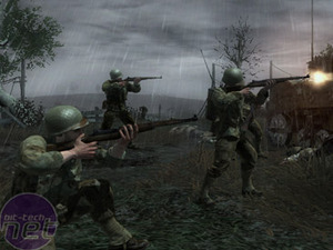 GC Leipzig screenshot mania! Call of Duty 3