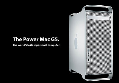 Marketing blunders of our time Apple's G5