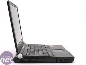 MSI Megabook S271 with Turion X2 Dual Core, Ultra Portable