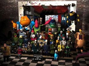 Top 10 most bizarre gaming plotlines Grim Fandango