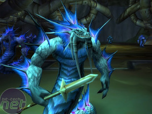 WoW: The Burning Crusade Preview World of Warcraft: The Burning Crusade Preview