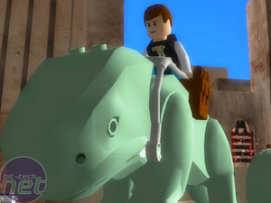 Lego Star Wars: The Original Trilogy Features