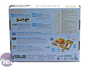 Asus P5NSLI Introduction