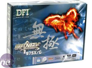 DFI Infinity 975X/G Introduction
