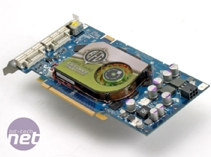 GeForce 7900 GS Group Test BFG Tech GeForce 7900 GS OC