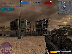 Battlefield 2142 demo preview The demo