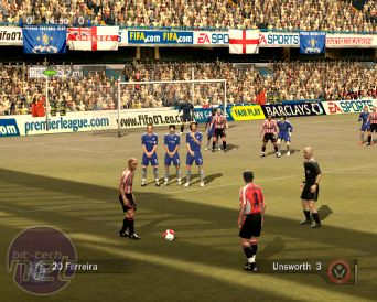 FIFA 07 All new gameplay