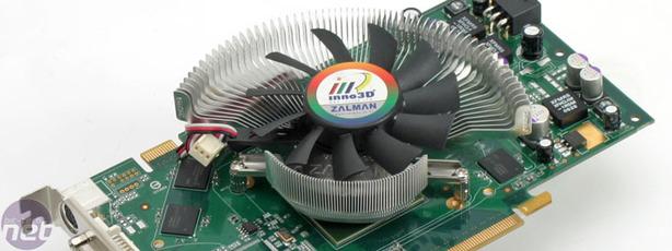 Inno3D GeForce 7950 GT Test Setup