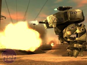Battlefield 2142 New Gameplay