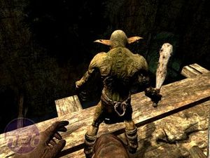 Dark Messiah of Might and Magic Monsters to battle