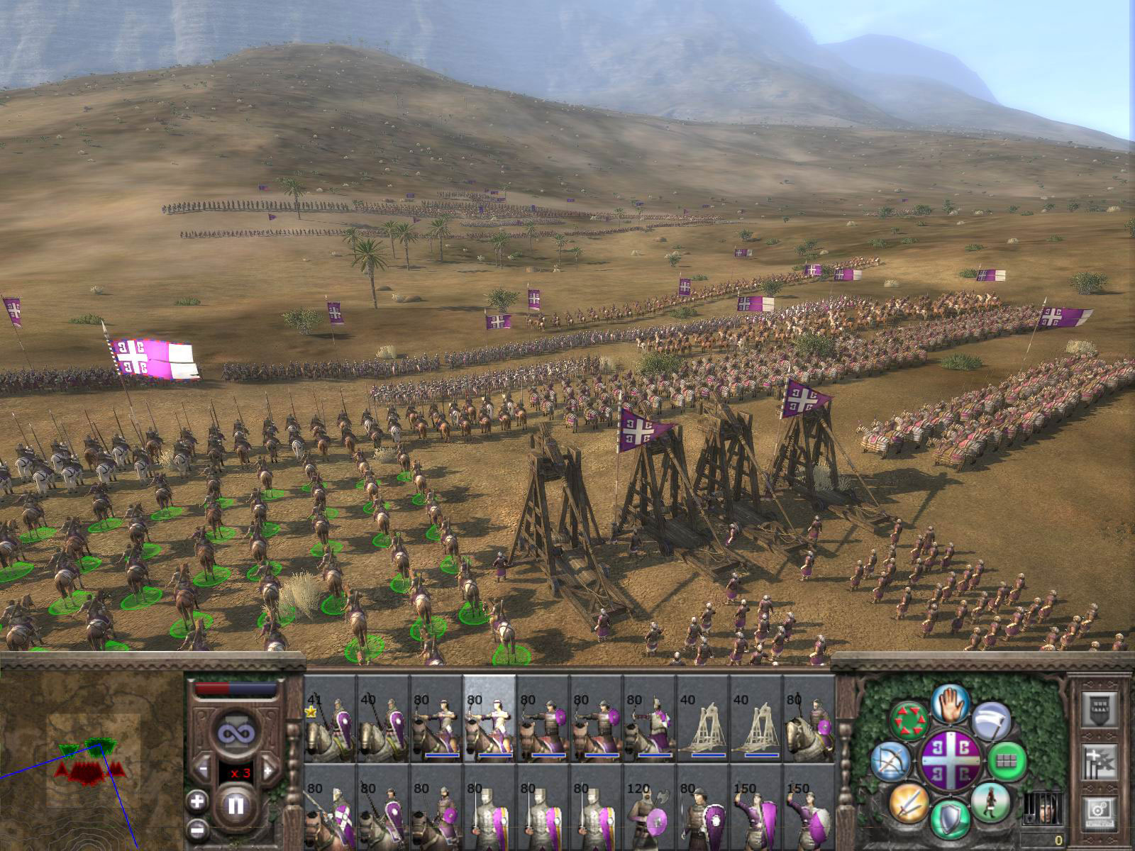 تحميل لعبة medieval 2 total war