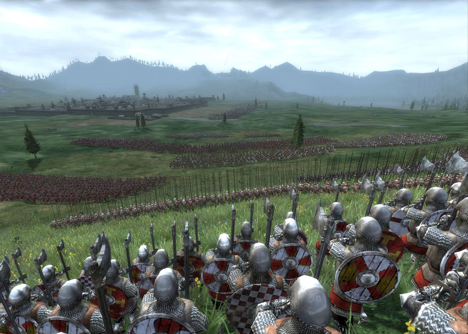 total war medieval 2 how to end excommunication