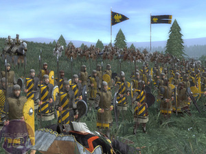 Medieval 2 Total War Graphics