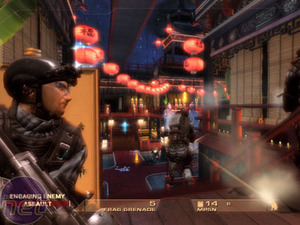 Rainbow Six: Vegas Preview Casino Royale