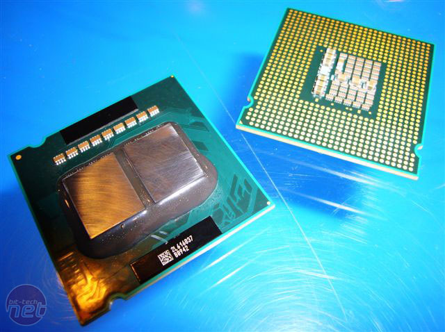 Intel Core 2 Extreme QX6700 What is Kentsfield?