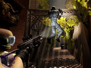 Splinter Cell: Double Agent Moans