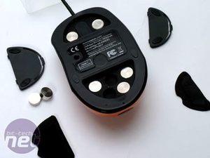 Gaming Mouse Group Test Saitek GM 3200