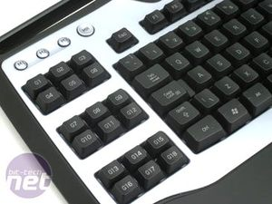 Gaming Peripherals Round Up Logitech G15 Keyboard