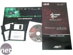 Abit Fatal1ty AN9 32X Introduction