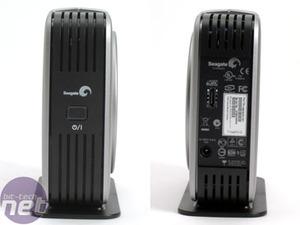 Seagate 500GB eSATA External HDD Seagate 500GB eSATA HDD