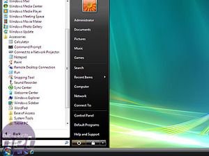 Windows Vista review The Wow Starts Now