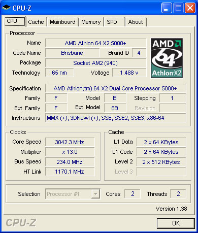 Amd Athlon 64 X2 5000 Ee 65nm Bit Tech Net