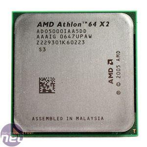 AMD Athlon 64 X2 5000+ EE (65nm) Test Setup