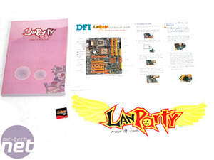 DFI LANParty UT ICFX3200 T2R/G Introduction