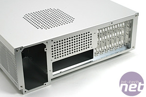 Zalman HD135 HTPC Enclosure External Look